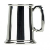 Tankards Pewter 1pt Heavy Devon Tankard (13947)