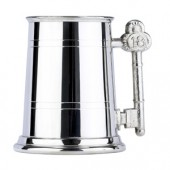 Tankards Pewter 1pt 18th Birthday Tankard (13948)