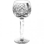 Heritage Irish Crystal Cathedral Pair of Hock Wine Glasses (14309)