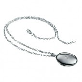 Inheritance Silver Locket Pendant (14382)