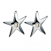 Hot Diamonds Stargazer Silver Earrings (14384)