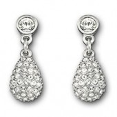 Swarovski Heloise  Pierced Earrings (14393)
