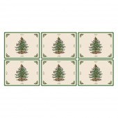 Christmas Tree Placemats - Set of 6 (14434)