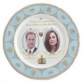 Aynsley China Aynsley China Royal Engagement The Crown Plate (14495)