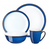 Imperial Blue 16 Piece Place Setting (14707)