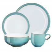 Denby Azure 16 Piece Dinner Set (14711)