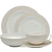 Monsoon by Denby Lucille Gold 20 Piece Dinner Set (14737)