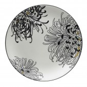 Monsoon by Denby Chrysanthemum 35.5cm Round Platter (14739)