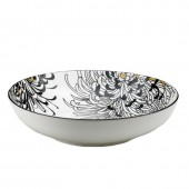 Monsoon by Denby Chrysanthemum 24.5cm Pasta Bowl (14747)