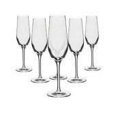 Dartington Crystal Flute Champagne Glasses (14806)