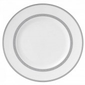 Vera Wang Lace Platinum 27cm Dinner Plate (15109)