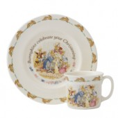 Bunnykins China 2 Piece Christening Set (15228)