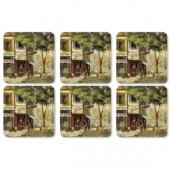 Pimpernel Parisian Scenes Coasters Set of 6 (15394)