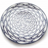 Sardine Run 32cm Large Round Plate (15439)
