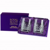 Highland Box of 2 Small Whisky Tumblers (15633)