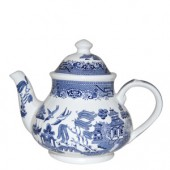 Blue Willow Teapot (15756)