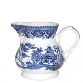 Blue Willow Cream Jug (15758)