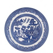 Blue Willow Dessert Starter Plate (15765)