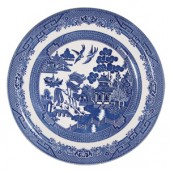 Blue Willow Dinner Main Plate (15766)