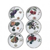 Hookers Fruit Set of 6 Cereal/Soup Bowls (15789)