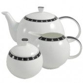 Aynsley China 3 Piece Tea Set (15802)