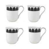 Mozart Set of 6 Mugs (15804)