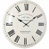 London Clock Company Vigne Rustique Domed Wall Clock (16255)