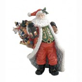 Aynsley China Santa with Long Cloak (16392)