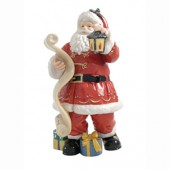 Aynsley China Santa with List of Toys (16393)