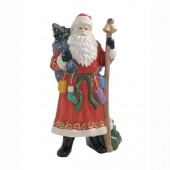 Aynsley China Santa with Staff (16395)