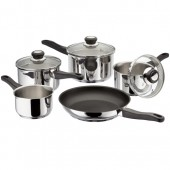 Judge Judge 5 piece Stainless Steel Saucepan Set (16406)