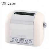 Le Toaster Cream 2 Slot Toaster (17060)