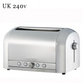 Le Toaster Polished 4 Slot Toaster (17063)