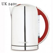 Thermosystem Red Handle 1.8 Litre Kettle (17067)