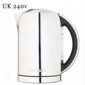Thermosystem Brushed 1.8 Litre Kettle (17068)