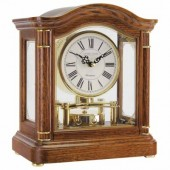 London Clock Company Break Arch Mantel Clock (17355)