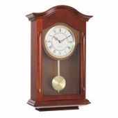 London Clock Company Traditional Pendulum Wall Clock (17369)
