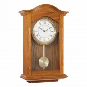 London Clock Company Traditional Pendulum Wall Clock (17371)