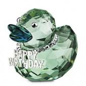 Swarovski Happy Birthday Duck (17783)