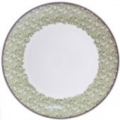 Monsoon by Denby Daisy Green Round Platter (17842)