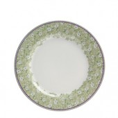 Monsoon by Denby Daisy Green Dessert or Salad Plate (17852)