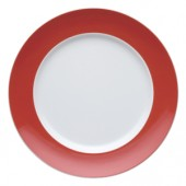 Sunny Day Red 27cm Dinner Plate (18073)