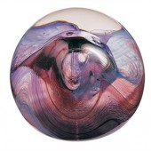 Caithness Glass Mooncrystal Hyacinth Paperweight (18101)