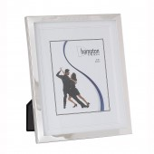 Hampton Photoframes 8 x 10 Silver Plated Photoframe (18230)