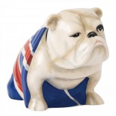 Royal Doulton Skyfall Jack Bull Dog (18661)