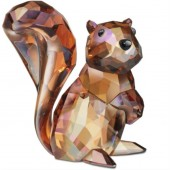 Swarovski Copper Squirrel (18691)