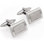 Unique Jewellery Steel Cufflinks (19028)