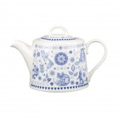 Churchill & Queens China Teapot (19347)
