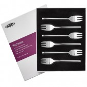 Rochester Set of 6 Pastry Forks (19499)