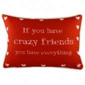 Evans Lichfield Crazy Friends Cushions (19872)